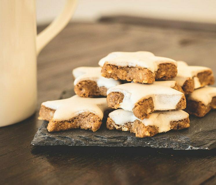 עוגיות לכלבים מתכון - ביסקוויט חמאת בוטנים