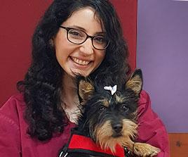 אסתר מלול - טכנאית מרפאת וטרינרים בתל אביב